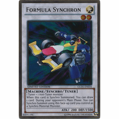 Formula Synchron GLD5-EN034 - YuGiOh Haunted Mine Gold Rare Card