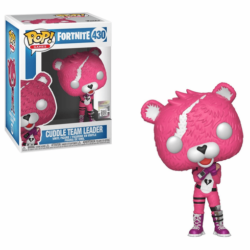 Fortnite Funko POP! Games Cuddle Team Leader Vinyl Figure #430