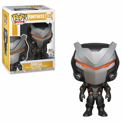 Fortnite Funko POP! Games Omega Vinyl Figure