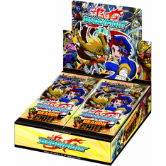 Future Card Buddyfight Dragon Chief Booster Box