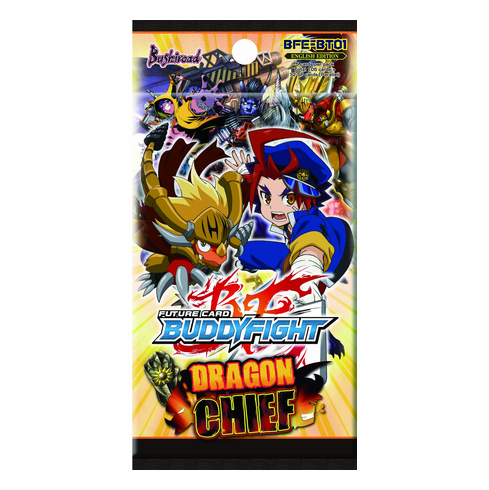 Future Card Buddyfight Dragon Chief Booster Pack
