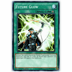 Future Glow HSRD-EN057 Common - YuGiOh High Speed Riders Card