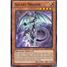 Galaxy Dragon PRIO-EN098 - YuGiOh Primal Origin Common Card