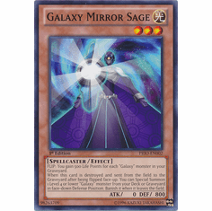 Galaxy Mirror Sage PRIO-EN002 - YuGiOh Primal Origin Common Card