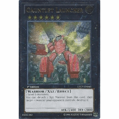 Gauntlet Launcher LTGY-EN045 - Lord Of The Tachyon Galaxy Ultimate Rare