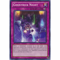Ghostrick Night PRIO-EN074 - YuGiOh Primal Origin Common Card