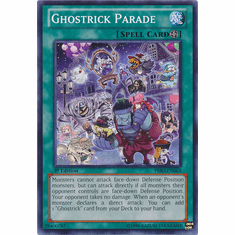 Ghostrick Parade PRIO-EN063 - YuGiOh Primal Origin Common Card