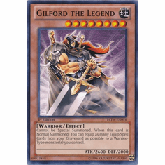 Gilford the Legend LCJW-EN044 - YuGiOh Joey's World Common Card