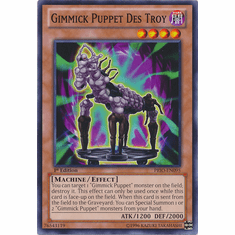 Gimmick Puppet Des Troy PRIO-EN095 - Primal Origin Common Card