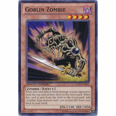 Goblin Zombie GLD5-EN021 - YuGiOh Haunted Mine Common Card