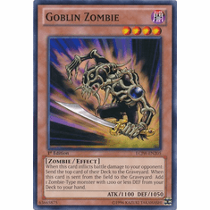 Goblin Zombie LCJW-EN205 - YuGiOh Joey's World Common Card