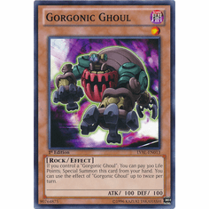 Gorgonic Ghoul LVAL-EN013 - YuGiOh Legacy Of The Valiant Common Card