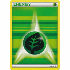 Grass Energy 75/83 Common - Pokemon Generations Card