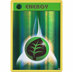 Grass Energy 91/108 Common - Reverse Pokemon XY Evolutions Single Card