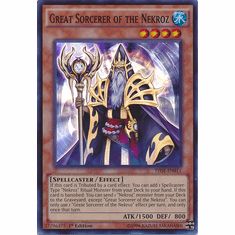 Great Sorcerer of the Nekroz THSF-EN011