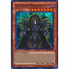 Guardian Dreadscythe DRL3-EN049 Ultra Rare - YuGiOh Dragons of Legend Unleashed Card