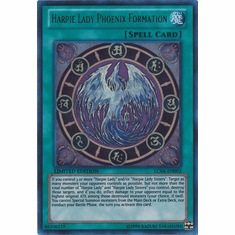 Harpie Lady Phoenix Formation LC04-EN002 - YuGiOh Joey's World Ultra Rare