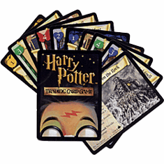 Harry Potter 10 Cards + Holofoil Pack