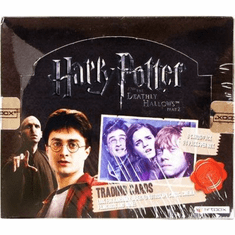Harry Potter and the Deathly Hallows Part 2 Hobby Box