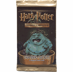 Harry Potter Chamber of Secrets Booster Pack