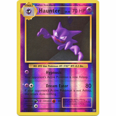 Haunter 48/108 Uncommon - Reverse Pokemon XY Evolutions Single Card
