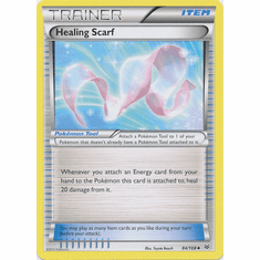 Healing Scarf 84/108 Uncommon - Pokemon XY Roaring Skies Card