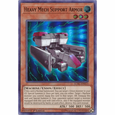 Heavy Mech Support Armor LCKC-EN023 Ultra Rare - Legendary Collection Kaiba