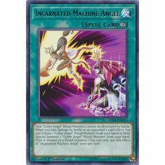 Incarnated Machine Angel YuGiOh � Legendary Duelists: Sisters of the Rose Rare