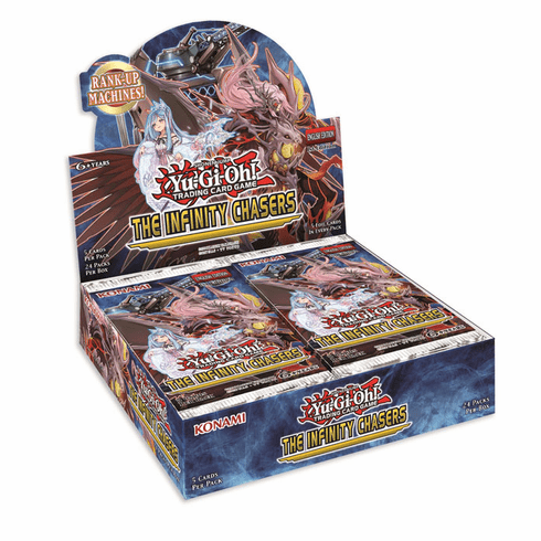 Yugioh Infinity Chasers Booster Box