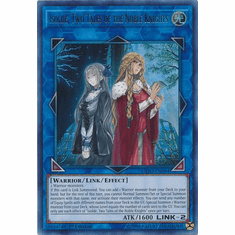 Isolde, Two Tales of the Noble Knights EXFO-EN094 Ultra Rare - YuGiOh Extreme Force