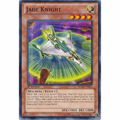 Jade Knight SDCR-EN014 - YuGiOh Cyber Dragon Revolution Common Card