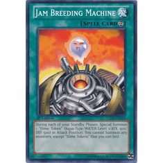 Jam Breeding Machine LCJW-EN124 - YuGiOh Joey's World Common Card