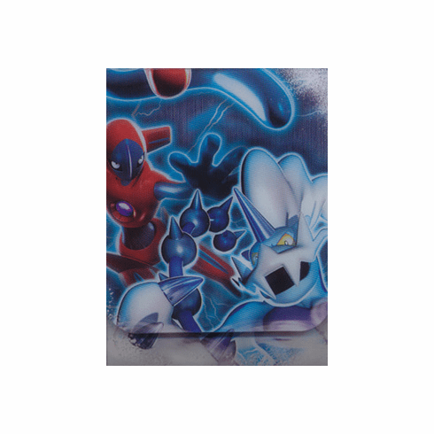 Japanese Pokemon Black & White Deoxys Deck Box