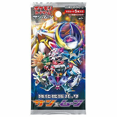 Japanese Pokemon SM1+ Strengthening Set Booster Pack
