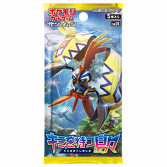 Japanese Pokemon SM1+ Sun&Moon Strengthening Expansion Booster Pack