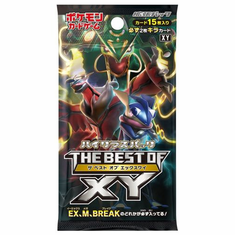 JAPANESE Pokemon TCG BEST OF XY High Class Booster Pack