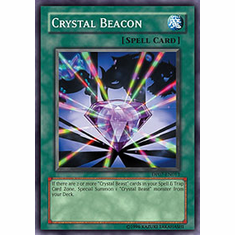 Jesse Anderson Crystal Beacon Common Card