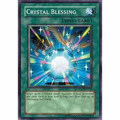Jesse Anderson Crystal Blessing Common Card
