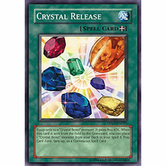 Jesse Anderson Crystal Release Super Rare Card