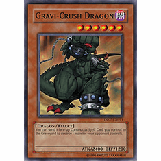 Jesse Anderson Gravi-Crush Dragon Common Card