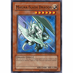 Jesse Anderson Magna-Slash Dragon Common Card