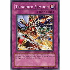 Jesse Anderson Triggered Summon Common Card
