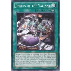 Jewels of the Valiant LTGY-EN067 - Lord Of The Tachyon Galaxy Common