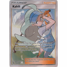 Kahili - 210/214 - Full Art Ultra Rare