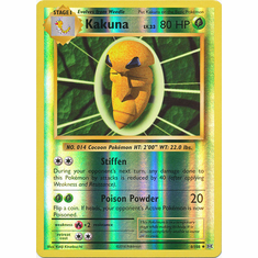 Kakuna 6/108 Uncommon - Reverse Pokemon XY Evolutions Single Card