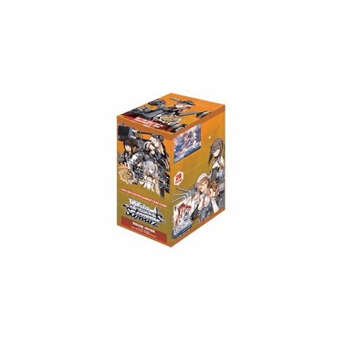 KanColle: Arrival! Reinforcement Fleets from Europe! Booster Box