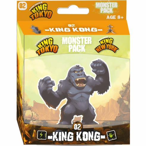 King of Tokyo (2nd Edition): King Kong Monster Pack