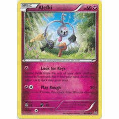 Klefki 48/108 Rare - Pokemon XY Roaring Skies Card