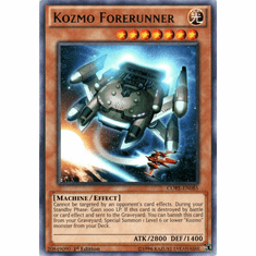 Kozmo Forerunner CORE-EN085 Rare - YuGiOh Clash of Rebellions Card