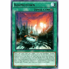 Kozmotown CORE-EN086 Rare - YuGiOh Clash of Rebellions Card
